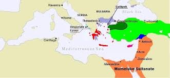Ottoman Cities Why Were All The Capitals Of The Ottoman Empire Located Right Next
