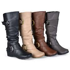 womens boots large calf what are womens wide calf boots and inspo careyfashion com