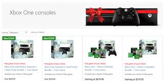 xbox one black friday bundle best xbox one black friday deals are at microsoft store siliconera