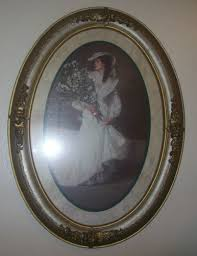 discontinued home interiors pictures discontinued home interior oval antique bridal picture from the