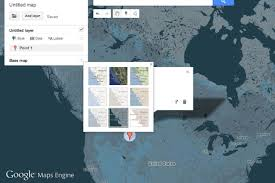 New York Google Maps by Google Debuts Maps Engine Lite For The Casual Mapmaker The Verge