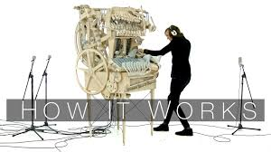 how it works part 1 wintergatan marble machine youtube