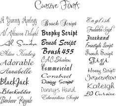 design writing of names tattoo fonts for names cursive sharedapril