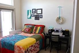 White Walls Dark Furniture Bedroom How To Decorate A Small House With No Money One Bedroom Impressive