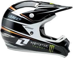 monster helmet motocross 07 one industries kombat monster first look 2007 one
