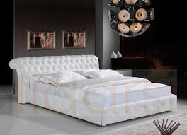 cheap bedroom suites online leather beds in queen amp king sizes buy leather bedroom suites