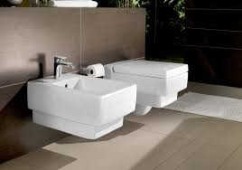 Villeroy Boch Bathroom Accessories Sleek Bathroom Collection Focusing On The Essential Memento By