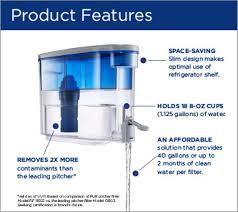 Pur Vs Brita Faucet Water Filter Amazon Com Kaz Inc Pur 2 Stage Dispenser Ds 1800z Home U0026 Kitchen
