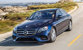 2017 mercedes e300 4matic drive review car and driver