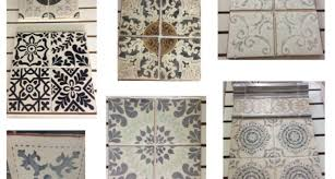 painted tiles for kitchen backsplash interesting 30 painted tiles kitchen backsplash inspiration