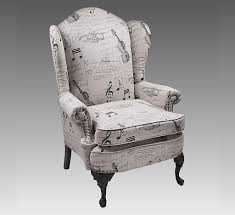 upholstered antique chair styles