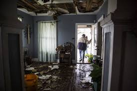 Katrina Homes Federal Aid Request To Repair Harvey Damage Expected To Top