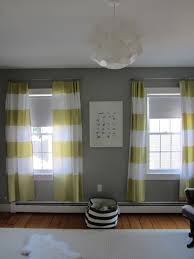 Bright Colored Curtains Best 25 White And Gray Curtains Ideas On Pinterest Grey And