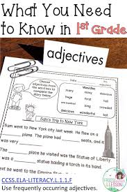 Identifying Adverbs And Adjectives Worksheets 16 Best Adverb Activities Images On Pinterest Adverbs Teaching