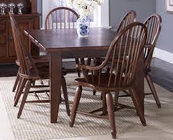 with cherry wood dining room sets awesome image 2 of 20