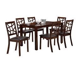 Seven Piece Dining Room Set Wholesale Interiors Baxton Studio 7 Piece Dining Set U0026 Reviews