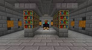 Minecraft Wiki Enchanting Table Max Enchanting Bookcase Setups Survival Mode Minecraft