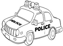 40 police coloring pages coloringstar
