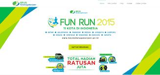 Bpjs Ketenagakerjaan Bpjs Ketenagakerjaan Run 2015 Bpjs
