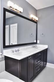 bathroom cabinets bathroom lights over mirror recessed lighting