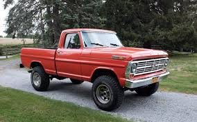 buy ford truck craving a quintessential ford truck buy this 1967 f 100 now