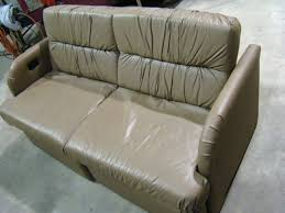 Jackknife Rv Sofa by Rv Parts Used Rv Furniture For Sale Leather Sofa Jack Knife Flip
