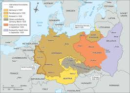 map germany the growth of germany facing history and ourselves