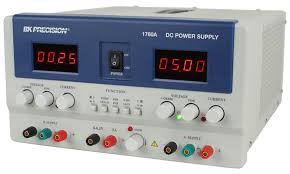 Dc Bench Power Supplies - model 1760a triple output dc power supplies b u0026k precision
