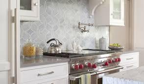 Backsplashes In Kitchens - Kitchen with backsplash
