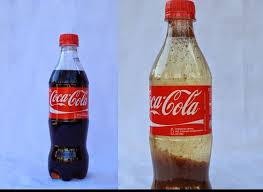 what happens when you mix coca cola and milk science experiments