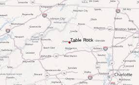 weather radar table rock lake table rock mountain information