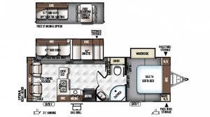 Rockwood Travel Trailer Floor Plans Forest River Rockwood Ultra Lite 2604ws Travel Trailer Floor Plan