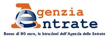 sedi concorso agenzia delle entrate 2015 bonus irpef nuovi chiarimenti dell agenzia delle entrate