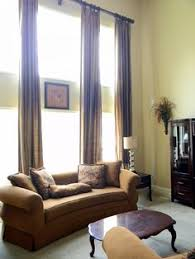 TWO STORY GREAT ROOM UPDATE Window Wall Window And Decorating - Family room window treatments