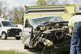 car crashes into truck on ohio 129 in liberty twp hamilton oh