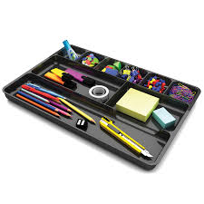Desk Organizer With Drawer by Sustainable Office Drawer Organizer 30 Recycled Content
