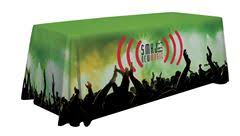 Trade Show Table Runner Trade Show Table Covers U0026 Runners American Image Displays