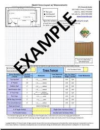 Estimate Fencing Cost by Fence Materials Calculator Utah S Fence Materials Supply