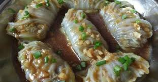 cuisine l馮鑽e thermomix 白菜這樣蒸出來 健康營養味又鮮 大人小孩都喜歡吃白菜 有著菜中之王