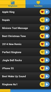 ringtones for android top 10 best ringtone android apps november 2016