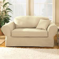 Sure Fit Slipcovers For Sofas by Sure Fit Slipcovers Twill Supreme Universal Sofa Slipcover The Mine