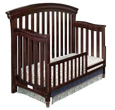 Crib That Converts To Twin Bed by Amazon Com Westwood Design Stratton Convertible Crib With Guard