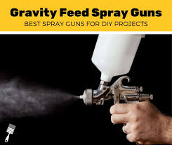 best hvlp for spraying cabinets top 5 best gravity feed spray guns for diy projects 2020