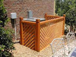 Backyard Privacy Screen Ideas by Deck The Walls Lattice Privacy Screen Ideas Lattice Privacy Panel