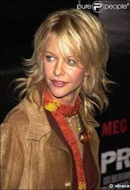 pictures of piecy end haircuts meg ryan in french kiss street style in film pinterest meg