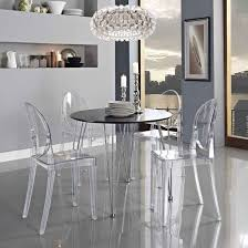 Acrylic Dining Room Tables Acrylic Dining Chairs Design