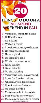 best 25 fall lists ideas on autumn list