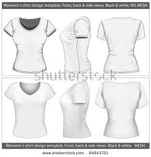 tshirt template stock images royalty free images u0026 vectors