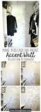 how to decorate a rental home without painting best 25 updating how to decorate a rental home without painting a no paint accent wall idea focal wall