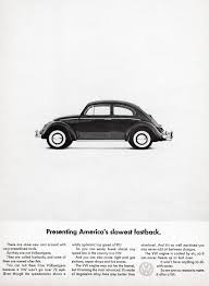 volkswagen ads 2016 in copywriting make your headline a zinger if your visual is lame